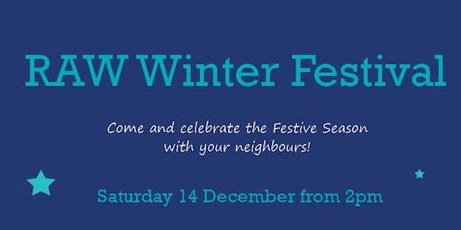 RAW Winter Festival