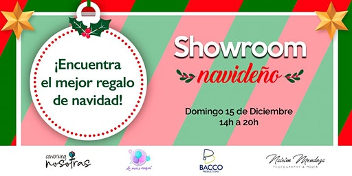 Showroom Navideño: Nosotras