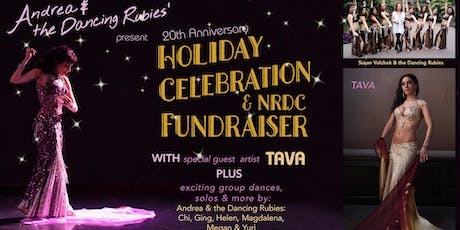 Dancing Rubies' Holiday Celebration & NRDC Fundraiser tickets