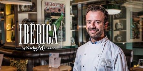 Nacho Manzano at Ibérica Victoria tickets