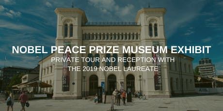 5th Element Delegation to Nobel Peace Prize Week tickets