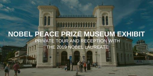 5th Element Delegation to Nobel Peace Prize Week