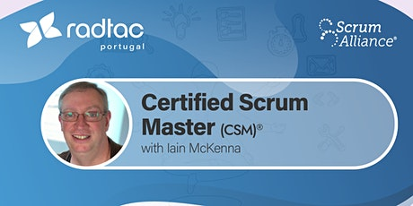 Certified ScrumMaster®  tickets