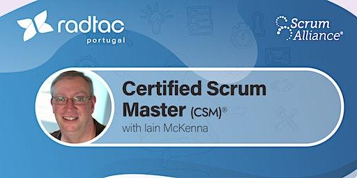 Certified ScrumMaster®