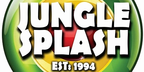 Jungle Splash New Year Party tickets