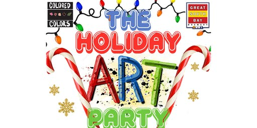 The Holiday Art Party At The Great South Bay