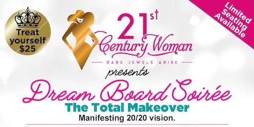 21st Century Woman Dream Board Soiree