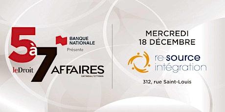 5 à 7 LD AFFAIRES - LA REVUE DE L'ANNÉE 2019 tickets
