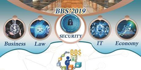 "International Congress ""Blockchain Business & Security"" tickets"