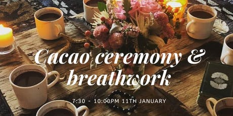 Cacao Ceremony & Breathwork tickets