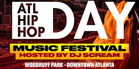 10th Annual Atlanta Hip Hop Day Festival tickets