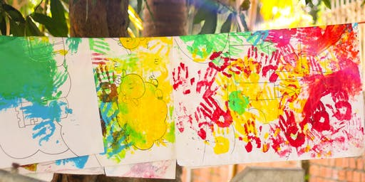 Workshop for  Child Care Providers and Teachers: Process Art for Toddlers