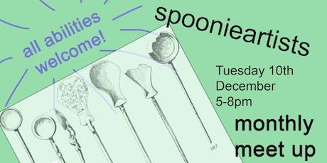 Manchester Spoonie Artists - December Meet-Up! tickets