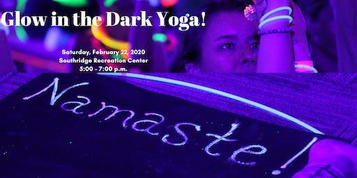 Adult Glow in the Dark Yoga