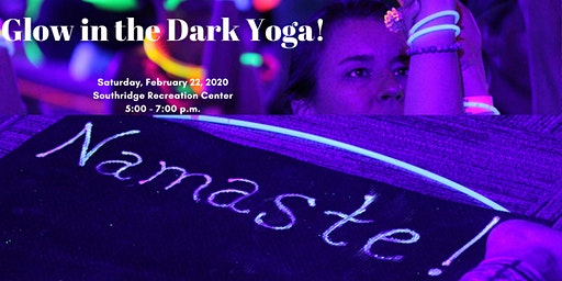 Adult Glow in the Dark Yoga