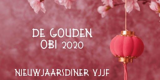Gouden Obi 2020 Nieuwjaarsdiner VJJF