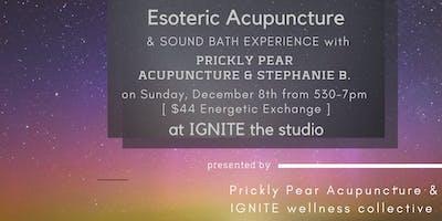 Celestial Journey into Vibration   Esoteric Acupuncture & Sound Bath