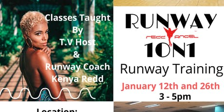 RUNWAY COACHING SESSIONS CAREER OR FUN  tickets