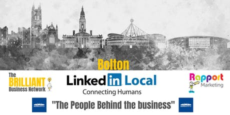 LinkedInLocal - Bolton tickets