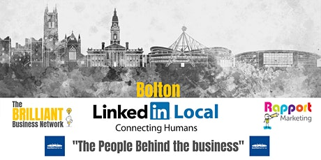 LinkedInLocal - Bolton tickets