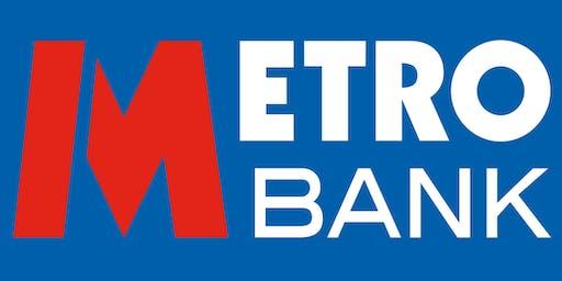 New Year Celebrations Networking at Bath Metro Bank