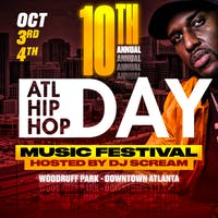 10th Annual Atlanta Hip Hop Day Festival