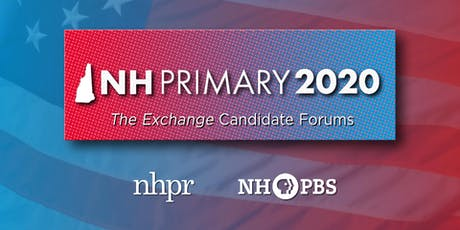 Primary 2020: The Exchange Candidate Forums (NHPR) - Pete Buttigieg tickets