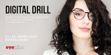Digital Drill Vol. 3 Tickets