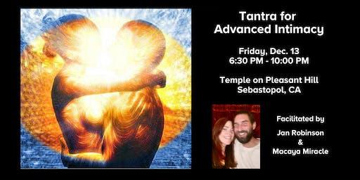 Tantra for Advanced Intimacy ~ Sebastopol