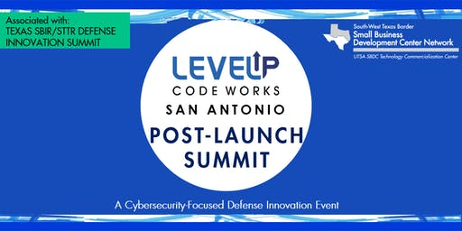 Air Force LevelUP Post-Launch Workshop