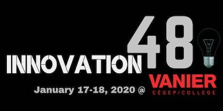 Innovation48 tickets