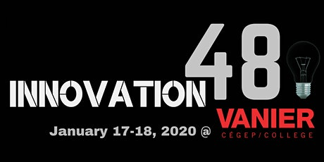 Innovation48 tickets
