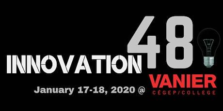 Innovation48 billets