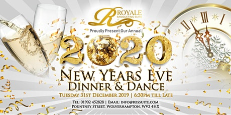 NYE Dinner & Dance tickets