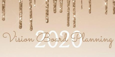 2020 Vision Board Planning tickets