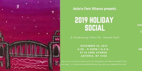 Astoria Park Alliance Holiday Party tickets