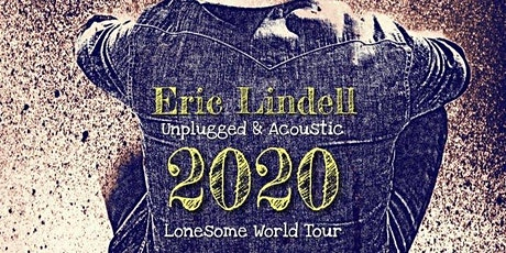 Eric Lindell Solo Show tickets