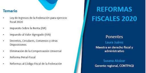 Reformas Fiscales 2020 (Polanco)