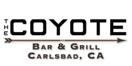 Free Beer at the Coyote in Carlsbad tickets