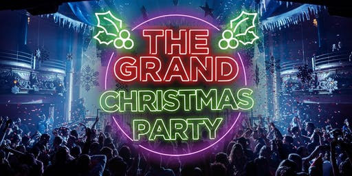 Christmas Parties at The Clapham Grand