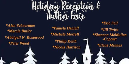 Holiday Reception Author Fair