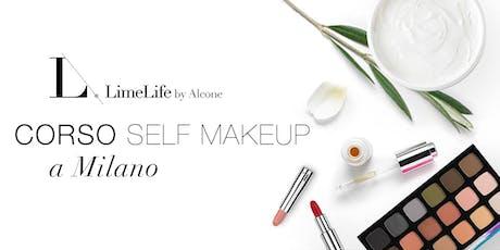 Corso di Self Makeup Festivo LimeLife by Alcone biglietti