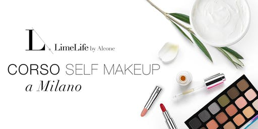 Corso di Self Makeup Festivo LimeLife by Alcone