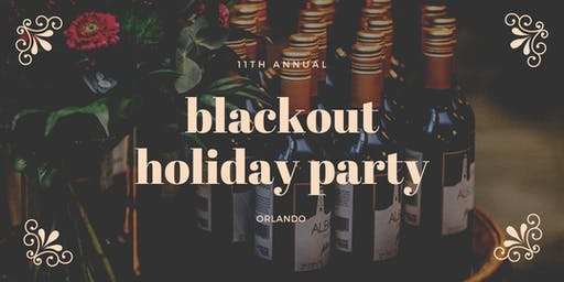 11th Annual Blackout Holiday Party Orlando