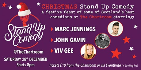 Christmas  Stand-Up Comedy at The Chartroom tickets