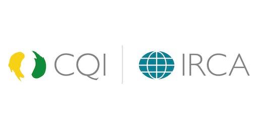 CQI Gloucester - Customer Experience & Customer Journeys