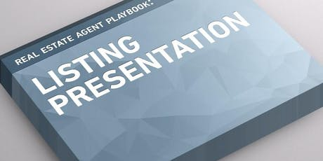 Listing Presentations with Confidence tickets