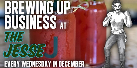 Brewing Up Business Reno in December tickets