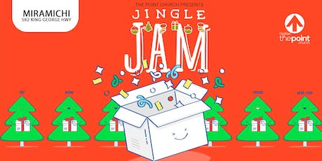 Jingle Jam: Miramichi tickets
