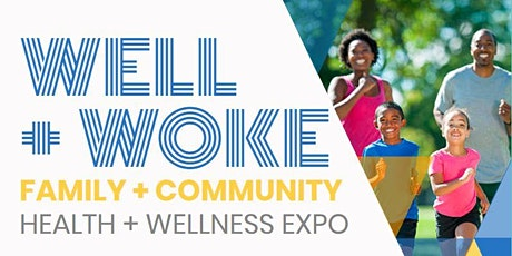 HCZ Well and Woke: Community Health and Wellness Expo tickets